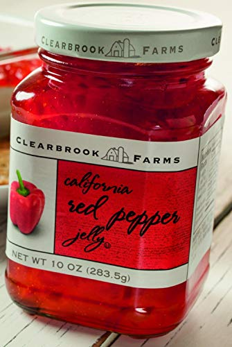 Clearbrook Farms Red Pepper Jelly Preserves - 10