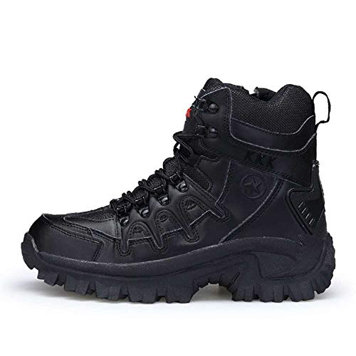 Men Professional Tactical Hiking Boots Waterproof Breathable Shoes Combat Military Boots Camping Mountain Sports…