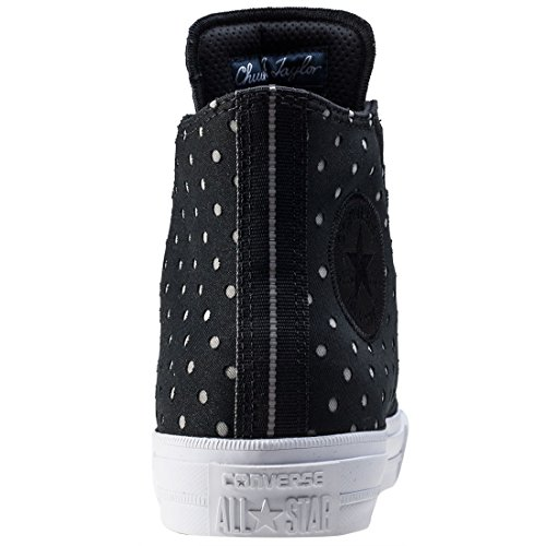 Converse Chuck Taylor All Star Ii High Femme Baskets Mode Noir