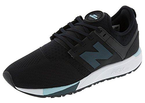 Zapatillas New Balance – 247 Lifestyle negro/verde Multi