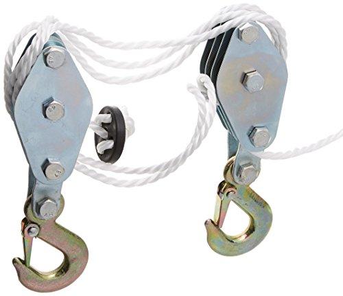 Big ROC RH0800 Rope Hoist Cap:800Lbs/C.B. ()