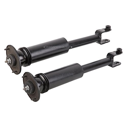 (Rear MagneRide Magnetic Ride Control Delete Kit Shock Strut Set For Cadillac CTS STS & SRX - BuyAutoParts 75-836852N New)