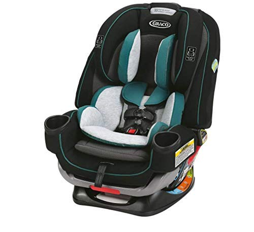 Graco 4Ever Extend2Fit All-in-One Convertible Car Seat, Cillian