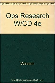 Descargar En Español Utorrent Ops Research W/cd 4e Buscador De Epub