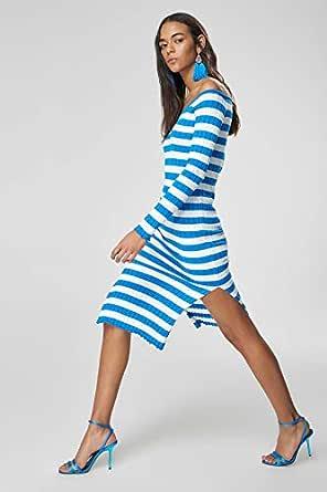 TrendyolMilla Casual Wrap Dress For Women