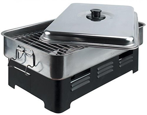 Callow Retail Outdoor Smoker Oven - Outdoor fish Smoker