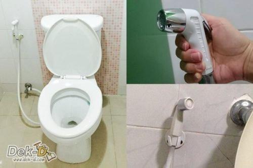 Bum Gun Water Toilet Kitchen Sprayer Bathroom Bidet Hand