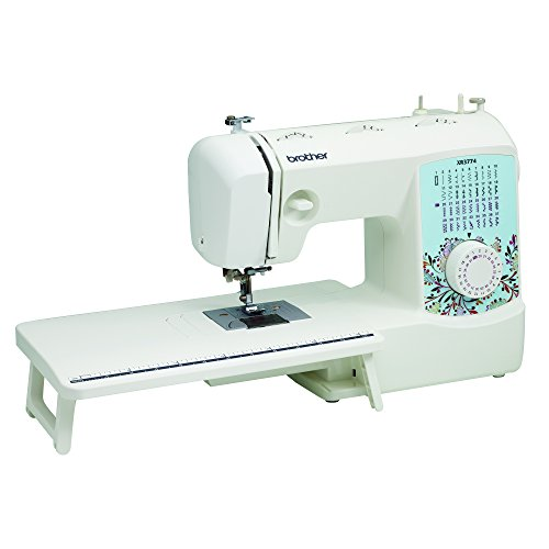 Brother XR3774 comprehensive Featured Sewing and Quilting model with 37 Stitches 8 Sewing Feet vast Table and Instructional DVD dwelling Kitchen Features