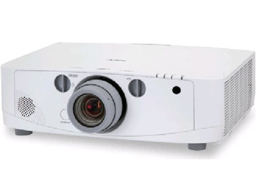 NP-PA550W with NP13ZL Bundle Incl PA550W Projector and NP13ZL Lens by Nec Computers