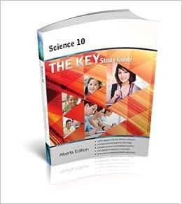 Alberta science 10 study guide.