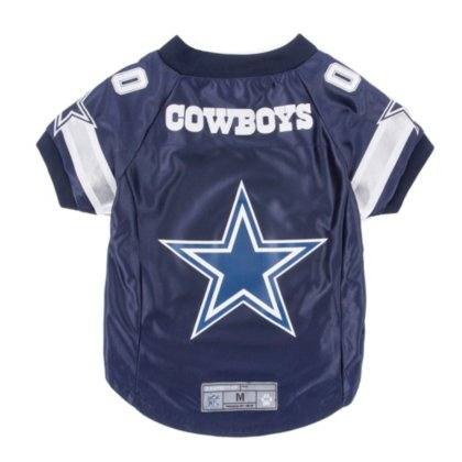 Littlearth NFL Dallas Cowboys Premium Pet Jersey, Small ()