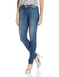 Paige Women's Hoxton Ultra Skinny Jean in Glendora
