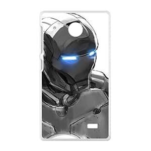 KORSE iron man Phone Case for Nokia Lumia X