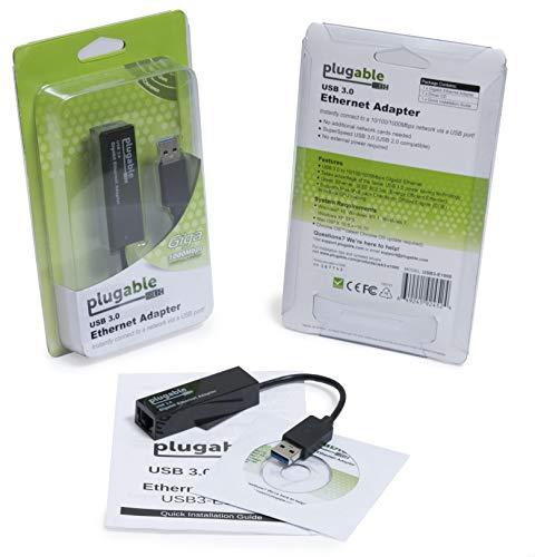 Build My PC, PC Builder, Plugable USB3-E1000