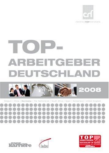 Top-Arbeitgeber Deutschland 2008