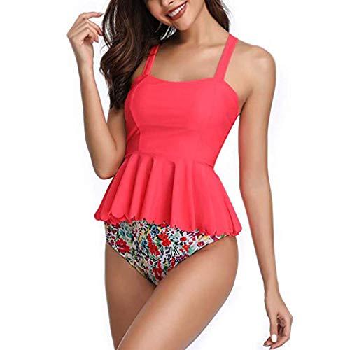 Hot Sale!!!Bikini Swimwear Aries Esther One Piece Swimsuits for Women Slimming Monokini Swimwear Bathing Suits Halter