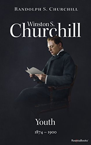 Winston S. Churchill by Randolph S. Churchill