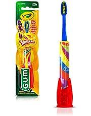 GUM® Crayola Toothbrush