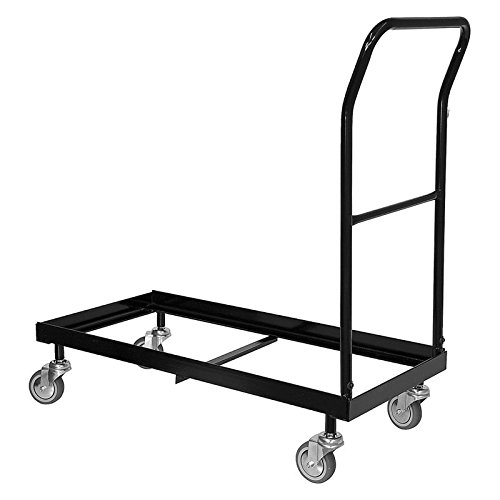 Folding Chair Dolly support braces
