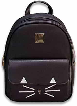 391af4a3850 Cheryl Bull Fashion Women Backpacks For Teenage Girls Bag School PU Leather  Female BagFeminina