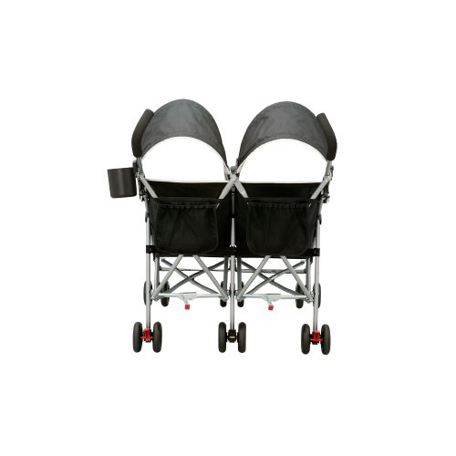 Delta Children City Street Side by Side Stroller, Black by Delta Children (Image #3)