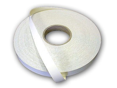 White Melamine Edge Banding Tape 13/16 250' Roll - Preglued by Wood-All