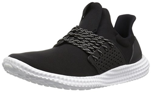 (adidas Women's Athletics 24/7 Training Shoes, Black/White, ((10 M US))
