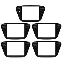 Lot 5 pcs Replacement Game Gear Glass Screen Lens Sega SGG Protector