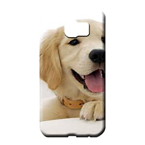 samsung galaxy s6 mobile phone case Tpye Impact pictures golden retriever puppy