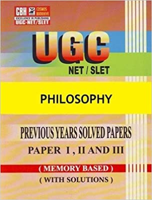 buy philosophy previous years solved papers for ugc net slet paper  buy philosophy previous years solved papers for ugc net slet paper 1 2 3 book online at low prices in philosophy previous years solved papers for