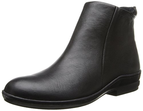 David Tate Womens Simple Boot Black