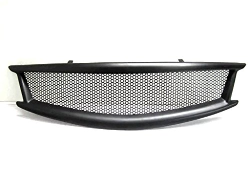 (Eppar New Front Grille for Infiniti G Sedan G37 G36 2013 2014 (FRP-B Net (No Logo)))