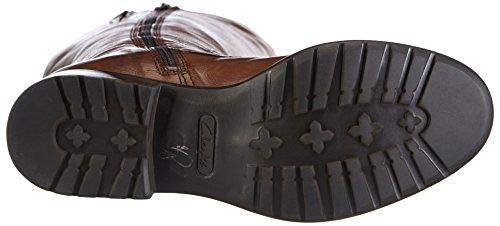Cognac Clove Leather Womens Brown Clarks Mullin Boots Z0xR8X