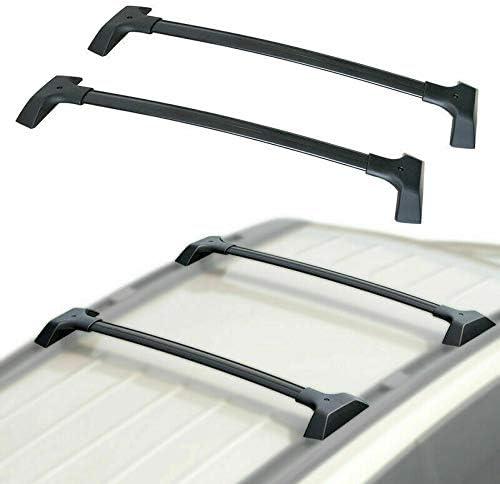 Roof Rack Cross Bar /& Side Rail Package For 09-17 Chevrolet Traverse 19244268