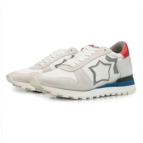 Sneaker Uomo Atlantic Stars Bianco Bianco