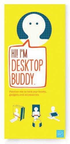 Desktop Buddy: (Accessories for Desks, Trinkets for the Office, Office Decoration, Gifts for Students)
