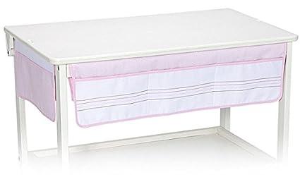 Bolín Bolón 1155078013200 - Vestiduras para mueble de bañera, color rosa