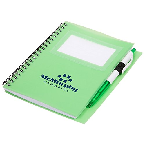 150 Personalized Note-It Memo Book Printed With Your Logo Or Message by Ummah Promotions (Image #3)