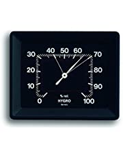 TFA 44.1004 Hygrometer, kunststof, zwart