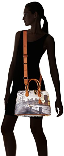 Ynot I-325 - Bolsos bolera Mujer Varios colores (Fame In New York)