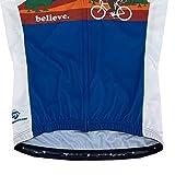 Peak 1 Sports Bigfoot Men's Cycling Jersey L