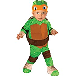 Little Boys' Toddler TMNT Michelangelo Costume - TD