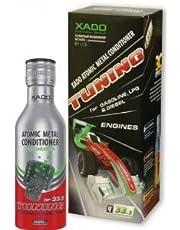 XADO Motorolie additief tuning voor reparatie en bescherming tegen slijtage, Atomarer Metal Conditioner Motorolie toevoeging, 225 ml