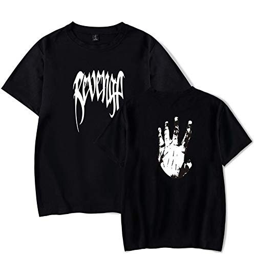 - Unisex Xxxtentacion T Shirt Short Sleeve Tee Shirt Summer Top Cool XXX tentacion Revenge Short Sleeve Tshirt