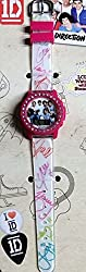 ONE DIRECTION 1D LCD Watch With Stones