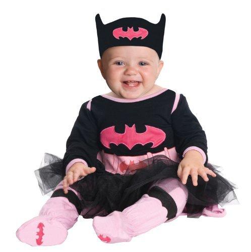Rubie's Baby's DC Comics Batgirl Costume, 6-12 Months -