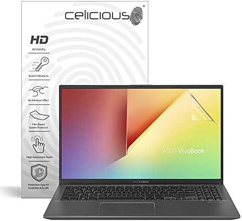 Celicious Vivid Plus Mild Anti-Glare Screen Protector Film CompatibleAsus VivoBook 15 X512DA [Pack of 2]