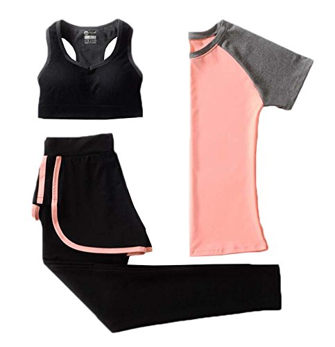 Sport Pièces Femmes Ensemble 3 Vêtements De Athlétisme Orange Majik Sportif  Pour Grise East w1IOFq 9e53d566ab6