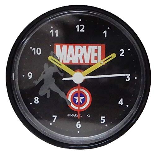 MARVEL[자명종]쁘띠 알람 clock/로고 《마블》