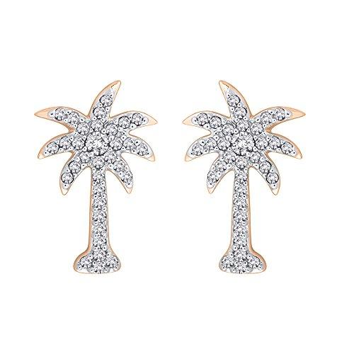 Palm Tree 14k (KATARINA Diamond